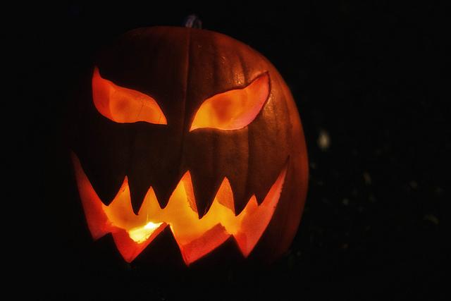 A Very Belated Halloween