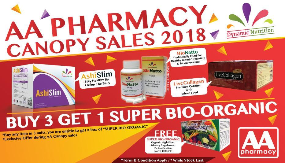 aa pharmacy bionatto ashislim livecollagen