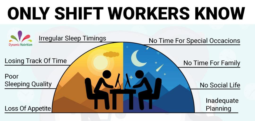 shift workers life