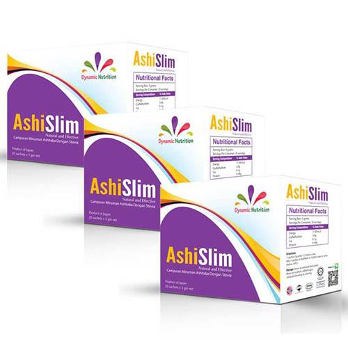 AshiSlim3x