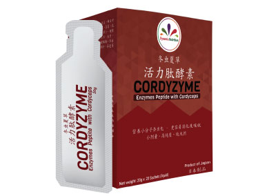 Cordyzyme Enzyme Peptide