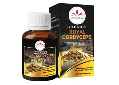 VitalGuard Royal Cordyceps Capsule