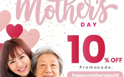 Mother's Day Promotion (9/5/2020 – 17/05/2020)