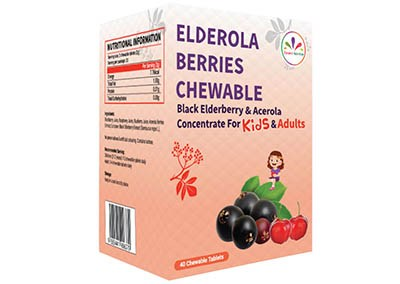 Elderola Berries Chewable