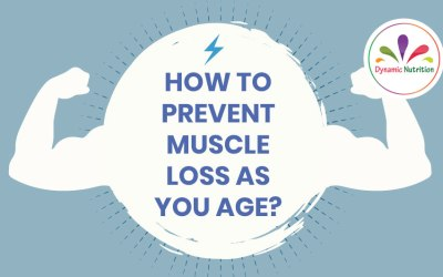 How To Prevent Muscle Loss As You Age?