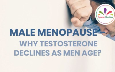 Male Menopause – Why Testosterone Declines As Men Age?