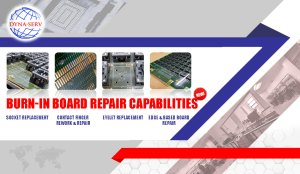 Burn-In Board Repair Services