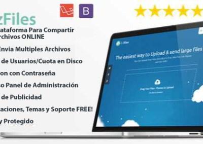 zFiles Plataforma de Intercambio de Archivos