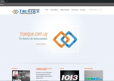 Proyecto Trueque Paysandú