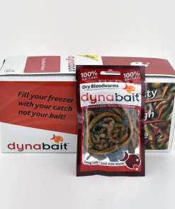 Blood worms are an ideal bait for flatheads and whitings