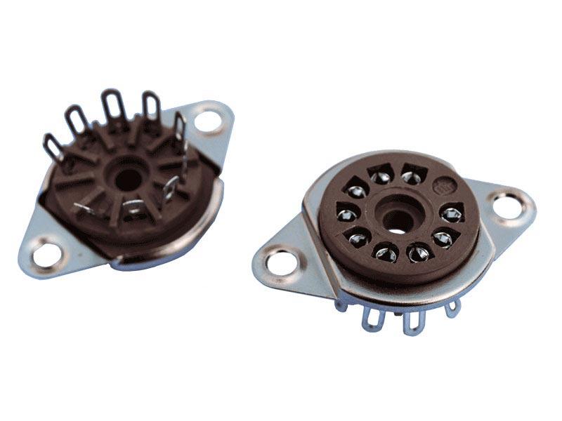 9 Pin Micalex Socket