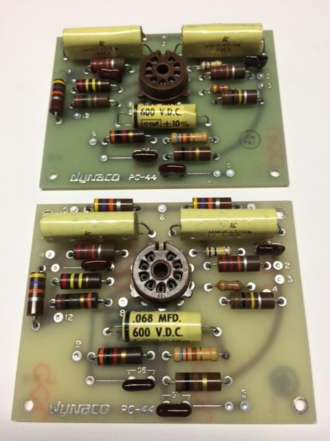 Dynaco MK VI PC-44 (NOS) Factory Built Boards