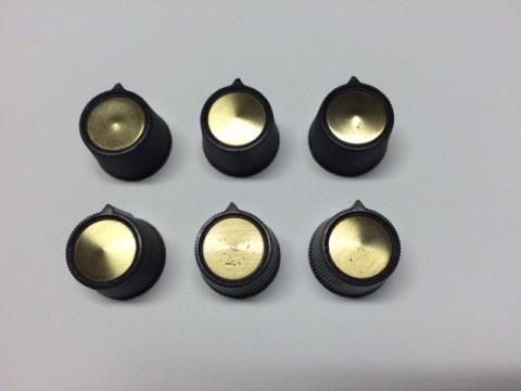 PAS -2 Control Knobs