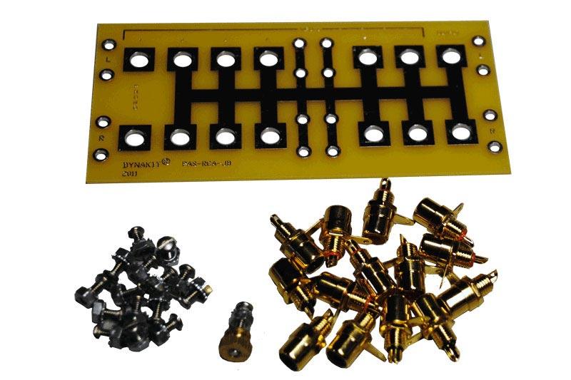 PAS Modern RCA Jack Kit