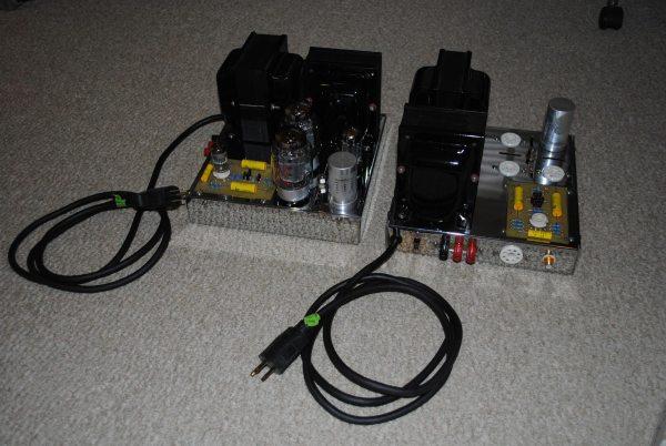 Photo (12) MK III amps