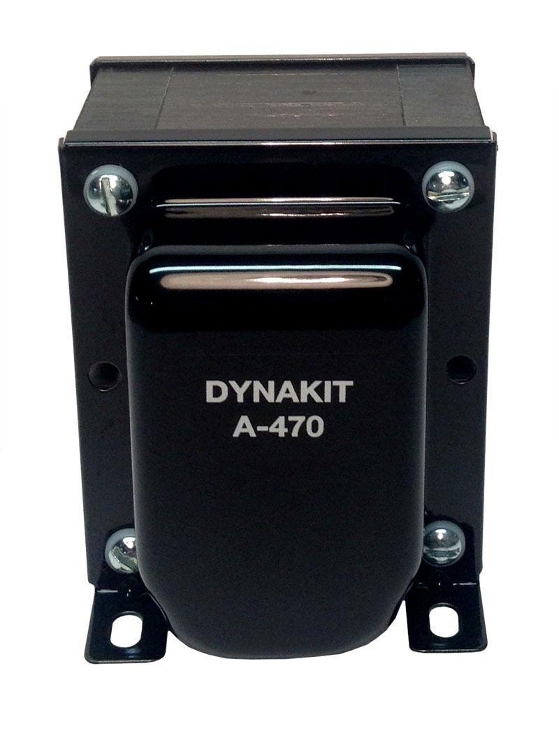 Transformers Archives Dynakit Parts Output Transformer Wiring Diagram A 470