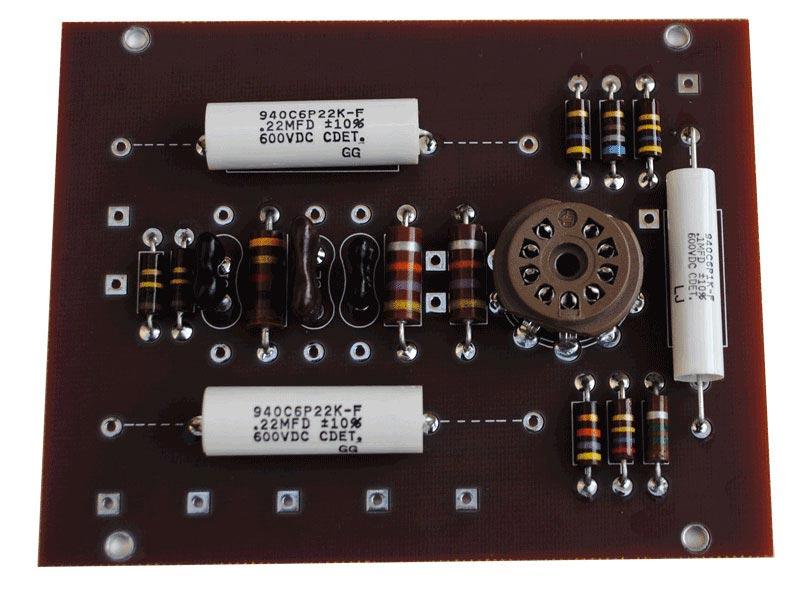 PC-1 MKIII CC Resistors