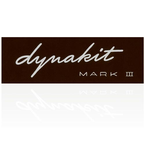 DYNAKIT MARK III LABEL