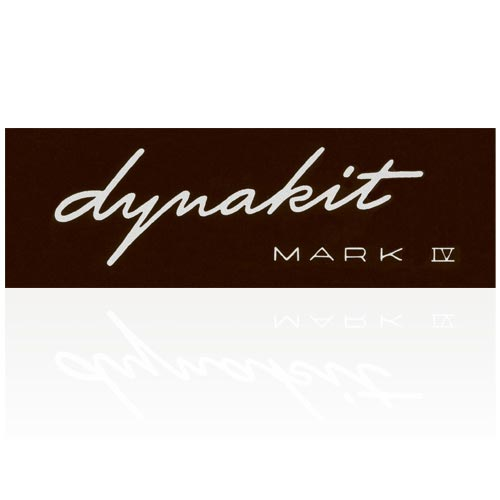 DYNAKIT MARK IV LABEL