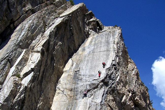 Montagne 2 Escaladeurs