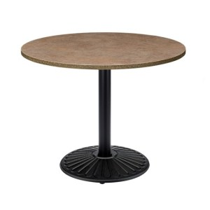 Crewe large dining table base