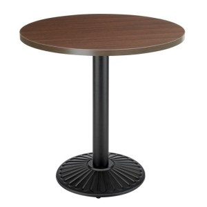 crewe small table base, contract furniture, restaurant furniture, table bases, hotel furniture