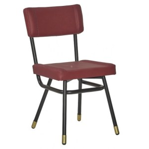 H side chair, dynamic contract furniture, restaurant furniture