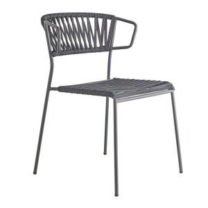 stackable outdoor armchair, outdoor furniture, restaurant furniture, hotel furniture