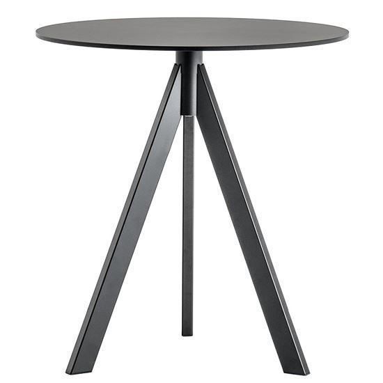 pedrali, arki 3 table base, table base, contract furniture, restaurant furniture