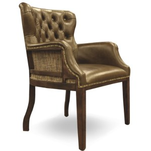 deconstructed armchair, armchairs, restaurant furniture, hotel furniture, contract furniture