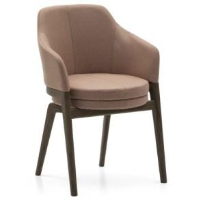 macaron armchair, restaurant furniture, luxury furniture, hotel furniture, contract furniture, workplace furniture