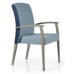 range stackable armchair, healthcare furniture, care home furniture, nursing home furniture