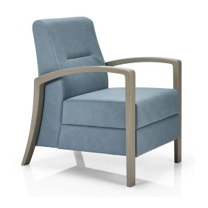 regal lounge chair, healthcare furniture, care home furniture, nursing home furniture