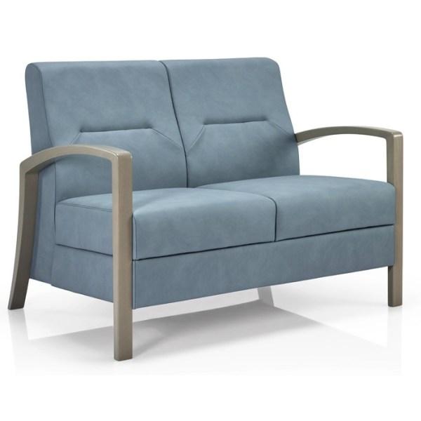 regal sofa, healthcare furniture, care home furniture, nursing home furniture