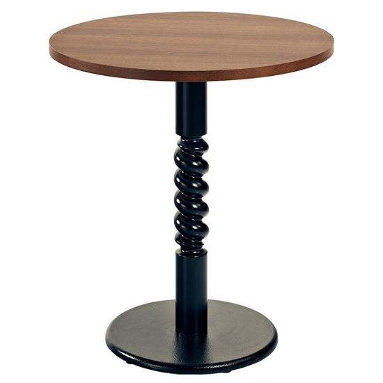 alvor round table base, table bases, contract furniture, restaurant furniture, hotel furniture