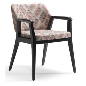 greta armchair, bar furniture, restaurant furniture, hotel furniture, workplace furniture, contract furniture