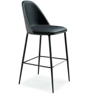 lea barstool, bar furniture, restaurant furniture, hotel furniture, workplace furniture, contract furniture