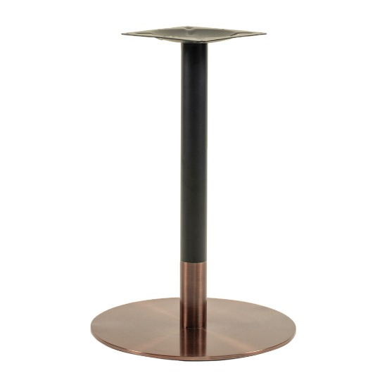 zeus small table base, bar furniture, restaurant furniture, hotel furniture, workplace furniture, contract furniture, office furniture