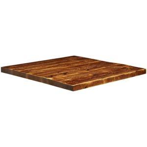 rustic pine square table top, table tops, bar furniture, restaurant furniture, hotel furniture, workplace furniture, contract furniture, office furniture, outdoor furniture