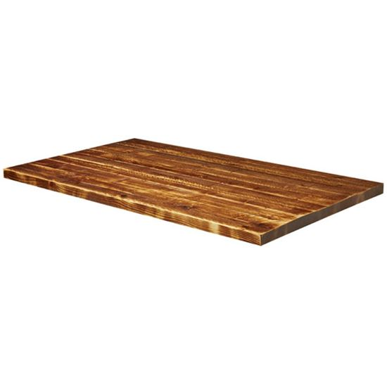 rustic pine rectangle table top, table tops, bar furniture, restaurant furniture, hotel furniture, workplace furniture, contract furniture, office furniture, outdoor furniture
