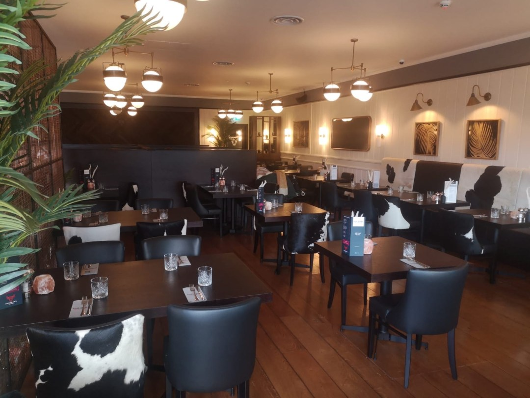 Tomahawk Steak House