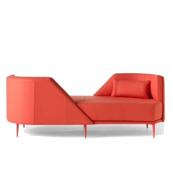 pergy vis a vis sofa for hotel foyer
