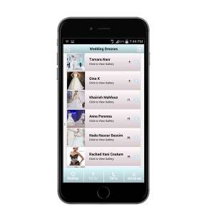 wedding guide mobile apps