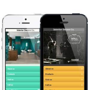 interior decor mobile app