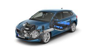 CNG Mobility Days 2019 Berliinissä: Škodan uusi kaasukäyttöinen SCALA G-TEC -malli