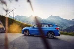Uusi BMW X1 xDrive25e – kestävää ja ketterää ajoiloa