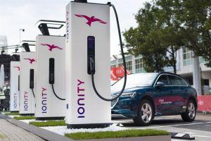 IONITY ja K-ryhmä avaavat Lahteen toisen Suomen tehokkaimmista sähköautojen latausasemista – palvelee nelostiellä autoilevia
