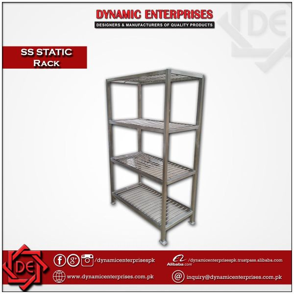 SS Static Rack