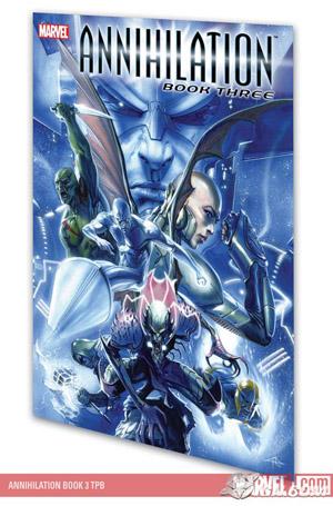 Annihilation book 3