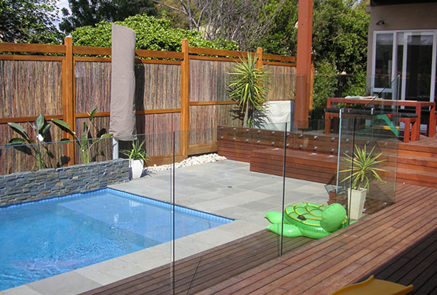 Glass Pool Fencing Melbourne Dynamic Glass